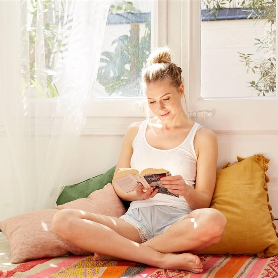 Leer es similar a la meditación