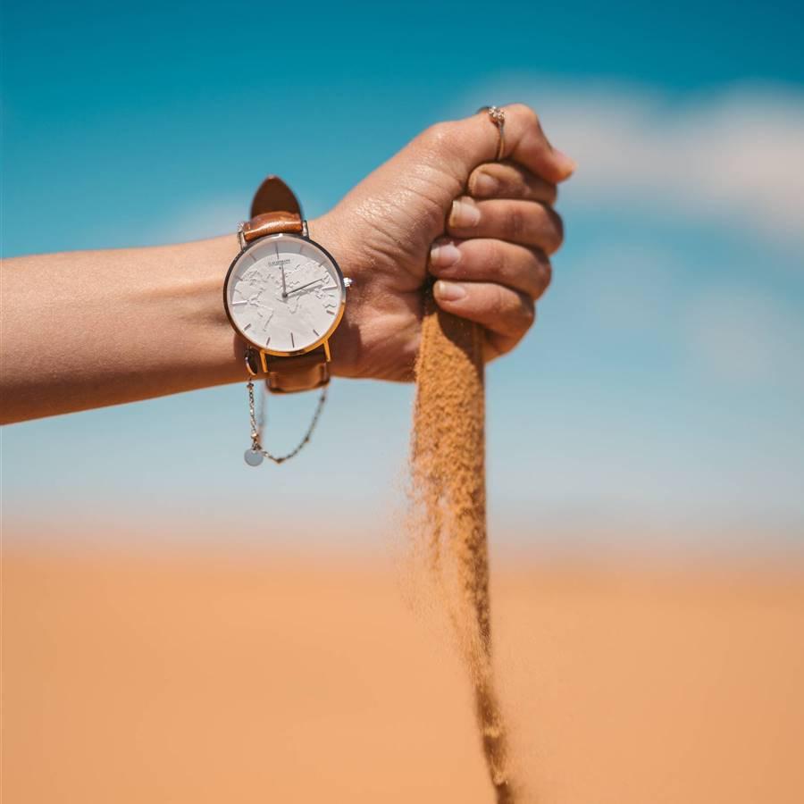 sentido del tiempo